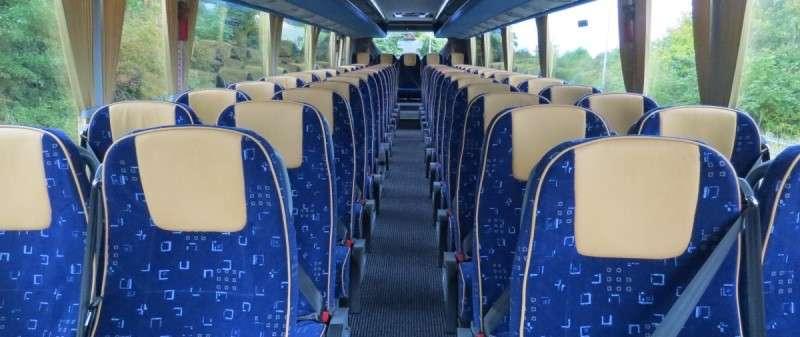 Mini und Reisebusse – sogar Dopppeldecker!